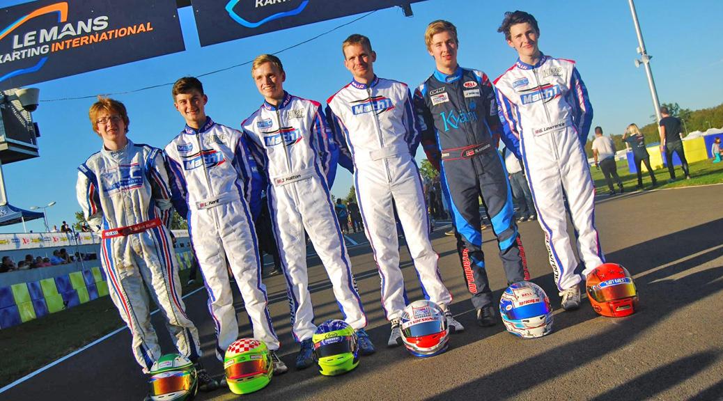 Mach1 Motorsport at the X30 International Final