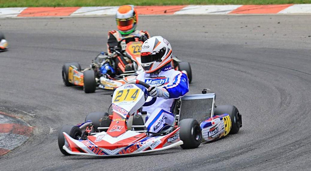 Mach1 Motorsport at the DKM in Ampfing