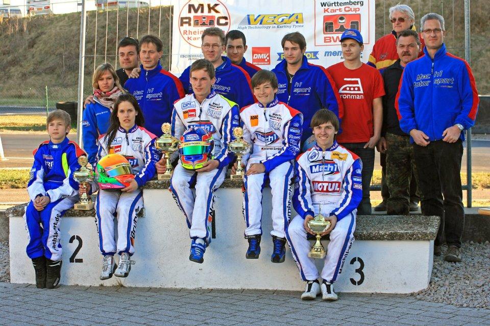Mach1 Motorsport in Liedolsheim