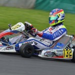 Mach1 Motorsport at the CIK/FIA KF2 EM