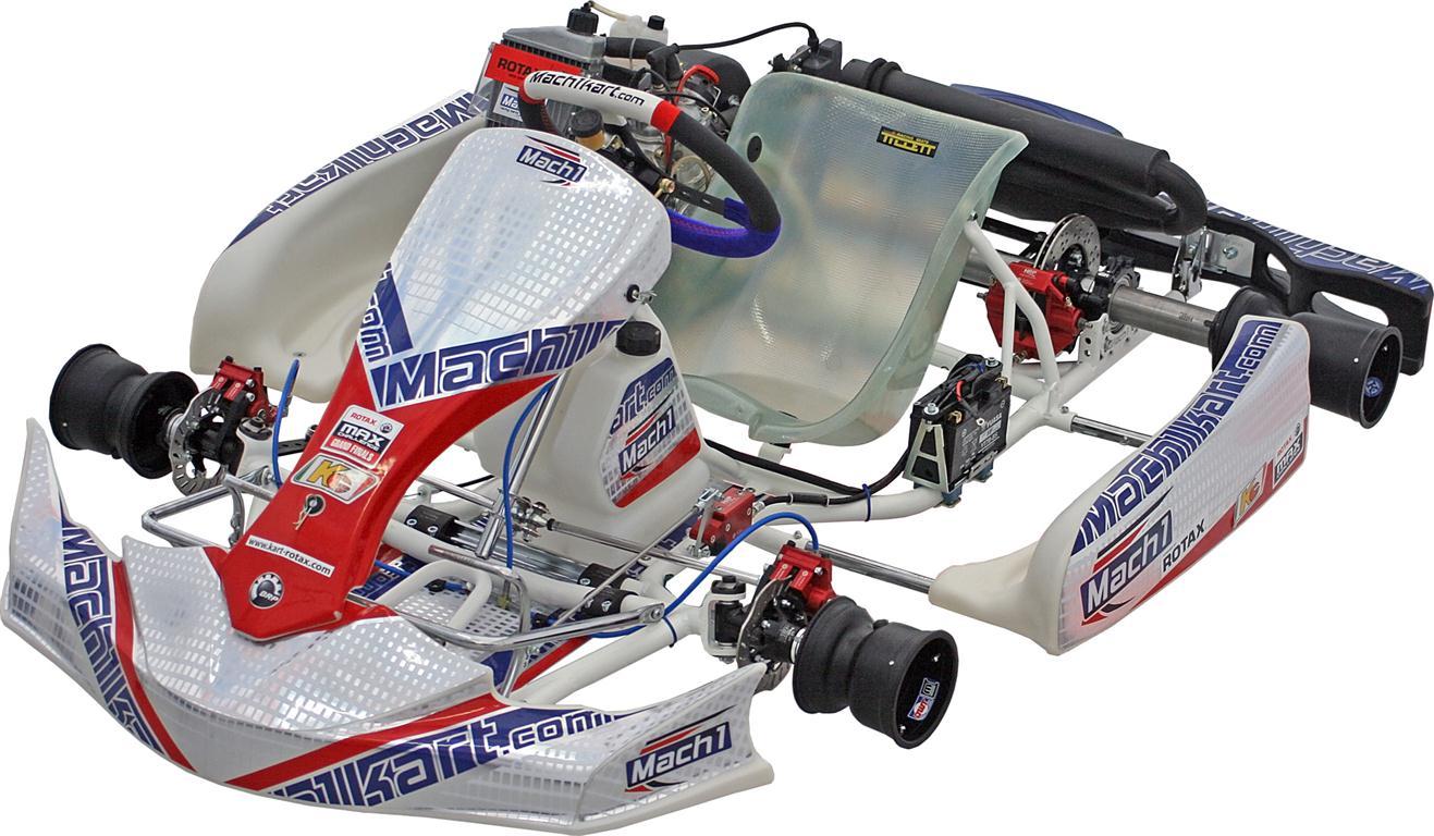 Rotax | Mach1 Kart