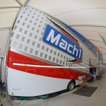 Mach1 Motorsport at the Wintercup in Lonato