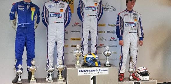 Mach1 Motorsport at the ADAC Kartmasters in Oschersleben
