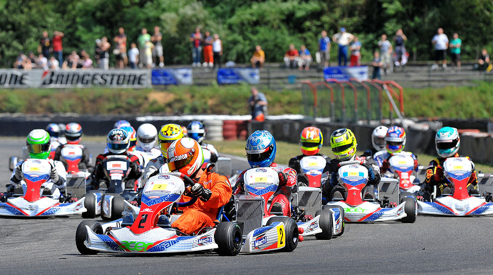 Mach1 Kart at the Euro 6h endurance race in Kerpen