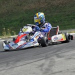 Julian Müller with Mach1 Motorsport at the DKM race in Hahn