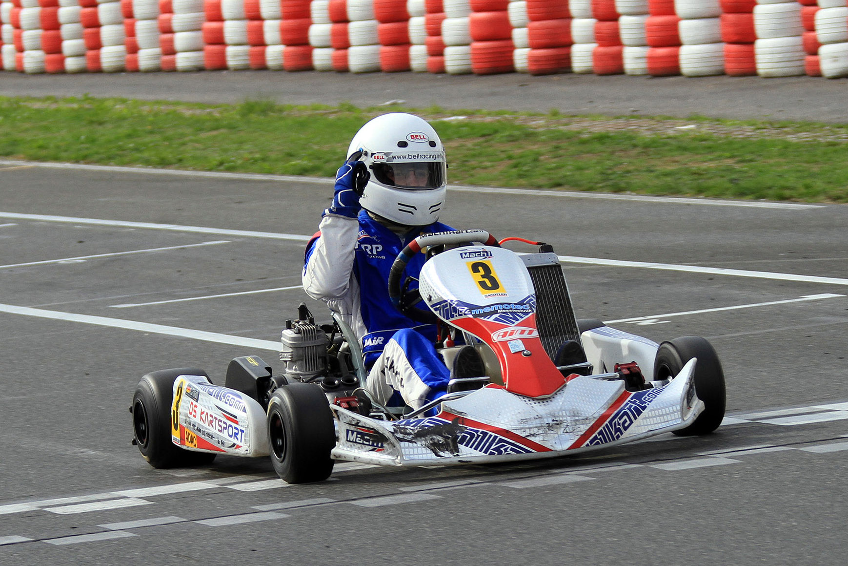 Another Adac Kart Masters Title For Mach1 Kart