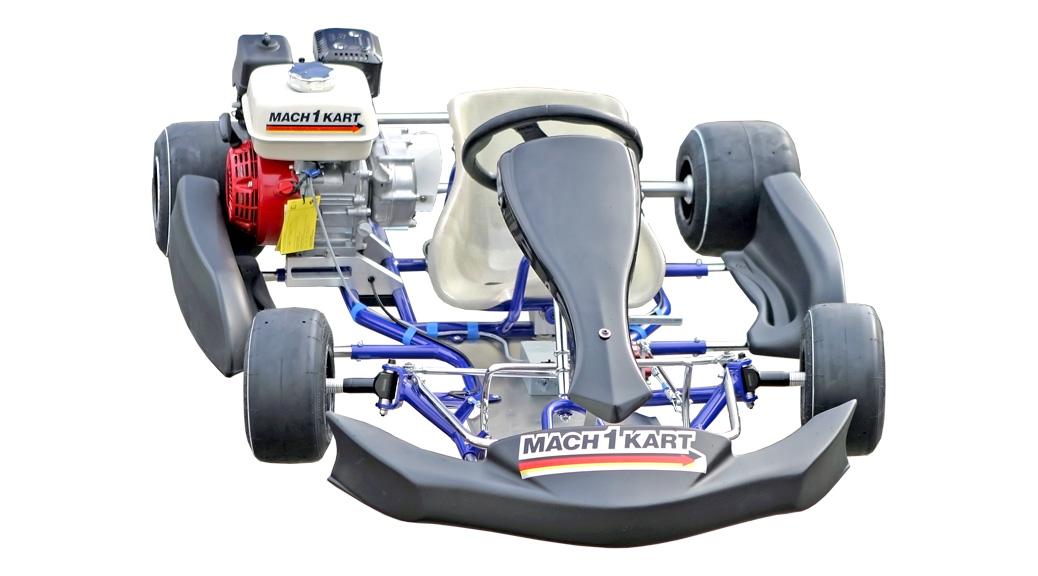 Mach1 JK7 for kids slalom races | Mach1 Kart