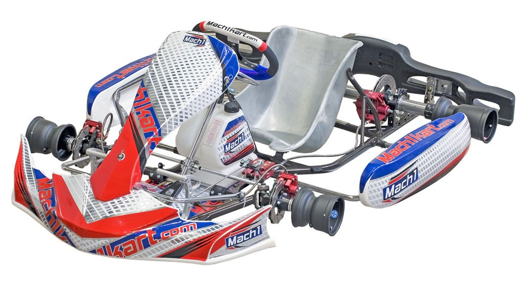 Mach1 Kart presents new chassis – New homologation until 2020 ...
