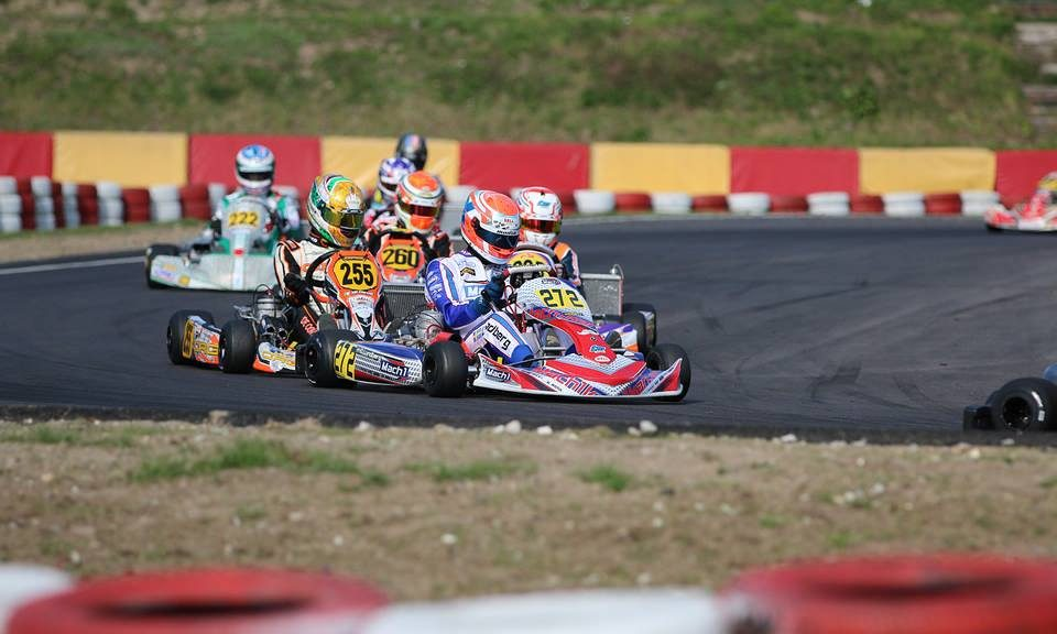 Mach1 Motorsport at the DKM Wackersdorf