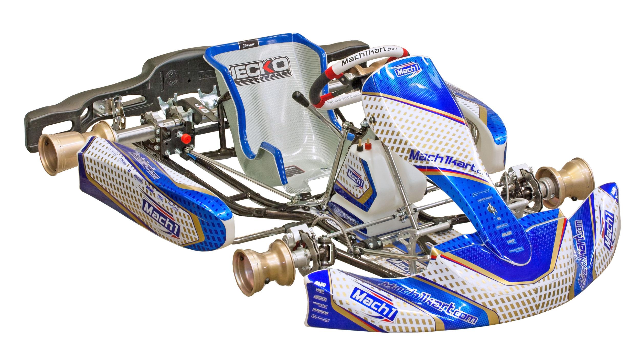 All Karts at a Glance | Mach1 Kart