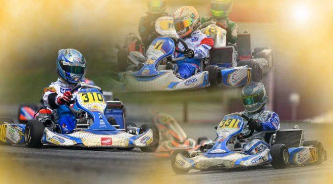 German Karting Championship Mach1 Kart
